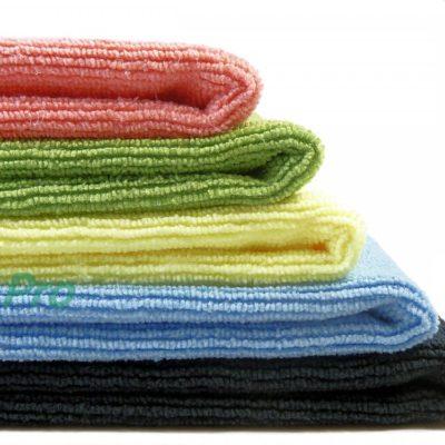 Microdoek in diverse kleuren - microvezeldoek
