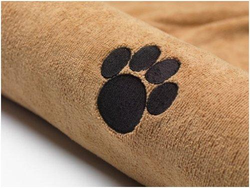 Honden/huisdier handdoek