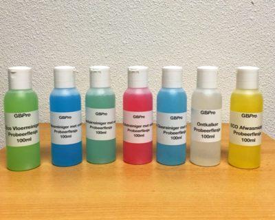 BIO Sanitairreiniger met enzymen - Probeerflesje - 100 ML