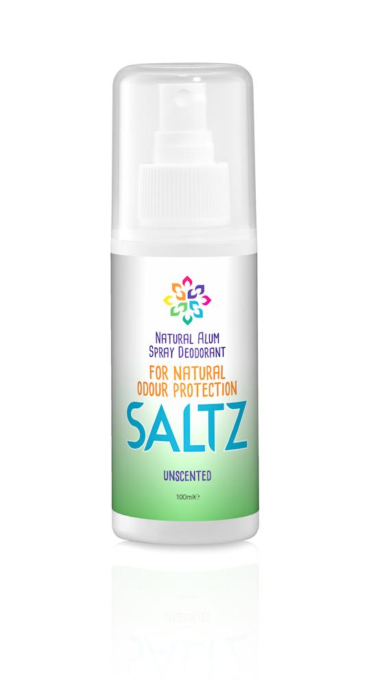 Deodorant Spray Kristal Aluin