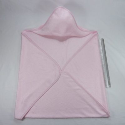 Babycape - omslagdoek Bamboe in roze