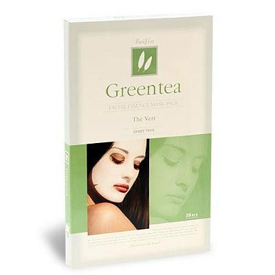 Gezichtsmasker Groene Thee