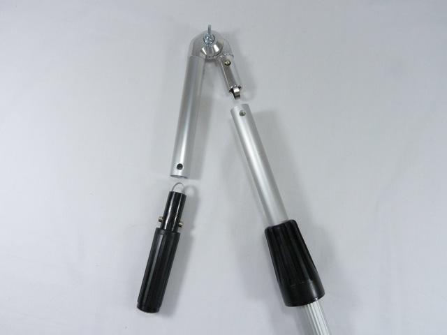 25cm Raamwisser systeem (trekker, inwashoes en t-houder)