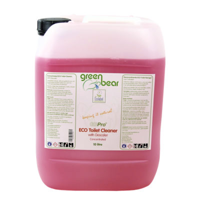 Eco Toiletreiniger met ontkalker - 10 Liter