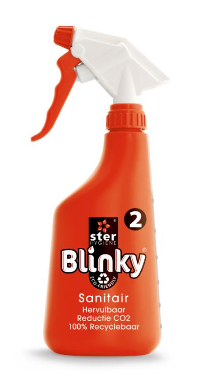 Blinky Sproeiflacon - Sprayflacon - Sanitairreiniger - 2